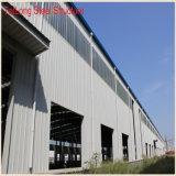 Heavy Duty maison préfabriquée de grande portée bâtiment en acier