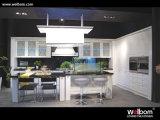 2017年のWelbomのオーストラリアの標準光沢度の高い現代食器棚