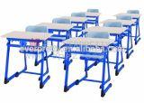 Madeira contraplacada única mesa e cadeira,College Conjuntos de mobiliário (SF-63F)