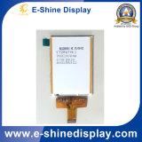 2.8 amplia pantalla TFT LCD de panel de control de temperatura para la venta
