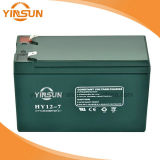 12V 7ah Customized 100% Pre-Test Promotion Batterie solaire