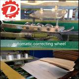 Contre-plaqué de travail du bois de qualité faisant la machine plaquer des machines de compositeur