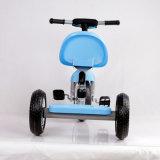 Trois gosses Trike de roues badine le tricycle