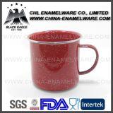Chine en gros Tasse émaillée en céramique certifiée FDA pour l'extérieur