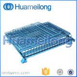 Bewegliches Walzen-Lager-faltender Stahlspeicher-Rahmen