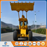 Máquina da construção carregador da roda de 5 toneladas para a venda