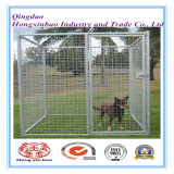 كلب مربى كلاب أو كلب قفص قابل للتراكم يطوى يغلفن فولاذ يلحم تخزين قفص