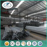 Tubo de acero galvanizado estándar de BS/ASTM/En/JIS (pulgada el 1/2 a 8)