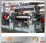 Maquinaria do moinho de mistura de Rolls do laboratório dois do laboratório com o GV do ISO da BV