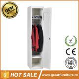 高品質の金属の単一のドアのロッカー