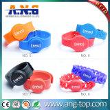 Технология RFID браслеты / Браслет с крохотный чип RFID для событий