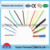Thw 8 10 12 16 isolant en PVC le fil électrique sur le fil électrique de Ningbo Port