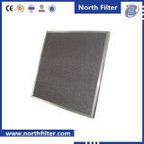 Filtro a maglia fatto a mano del metallo pre del filtrante lavabile di HVAC G4 del filtro dal comitato