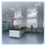 Durable L Shape Chinese Laboratory Healthcare Furniture