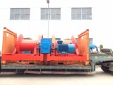 30t+30t Comply BV/Dnv Moving Ship Electric Mooring Winch