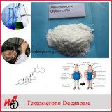 Testosterona química Decanoate del esteroide anabólico del CAS 5721-91-5