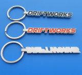 Мода цепочки ключей (ASNYKC-084) Driftworks письма с кольцом