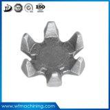 Падение стали углерода вковки алюминия Forging/7075 Forging/7075 T6 горячей объемной штамповки OEM открытое алюминиевое выковало части нержавеющей сталью