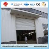 Het prefabdie Pakhuis van Constrution van het Staal in China wordt gemaakt