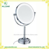 Hotel LED Double Sided Magnifying Mirror