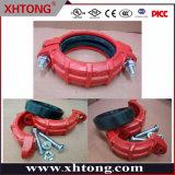 Raccordo per tubi in ferro duttile giunto rigido ad alta pressione utilizzato per Tubazioni