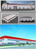 Prefabricated 가벼운 강철 구조물 임명, 창고 & 작업장 (DG2-019)