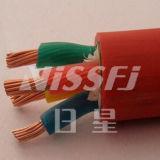 Câble d'alimentation en silicone
