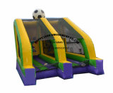 De opblaasbare het Ontspruiten van de Voetbal Sporten van het Stuk speelgoed van het Spel Interactieve
