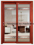 Puerta de cristal, Puerta de cristal de metal, Puerta de vidrio de madera, Puerta de cristal de aluminio