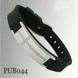 Отрицательных ионов металла браслет (PUB040xi)