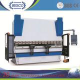 Машины металлического листа металла CNC гидровлические складывая
