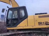 Excavatrice utilisée Sumitomo 240-5 2012 en vente