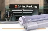 tubo plástico de la carrocería 30000h los 0.6m T8 LED de 9W G13