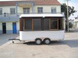 Передвижные тележки торгового автомата мороженного самоката (SHJ-MF400R)