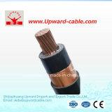 Voltajes hasta el cable de transmisión de 35kv PVC/XLPE