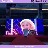Schermo di visualizzazione esterno del LED di applicazione dell'affitto di 4.8mm