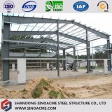 Gruppo di lavoro struttura/ad intelaiatura d'acciaio con l'alta qualità