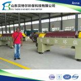 Separatore centrifugo dei residui, centrifuga continua del decantatore