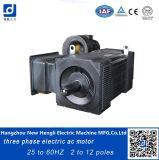ISO9001 moteur à courant alternatif Triphasé de Pôle 660V 25Hz de l'admission 4