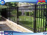Galvanizado o pintura cerca de acero para el jardín / Granja / Seguridad (SF-001)