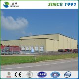 Construcción ligera de la casa de marco de acero para modificado para requisitos particulares