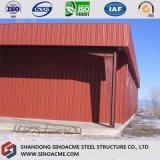 Portal Frame/Steel Structure Workshop with Canopy