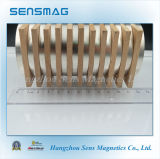 Perfekte Leistungsstarke Permanent Neodym NdFeB Ring N48 Magnet für Generator