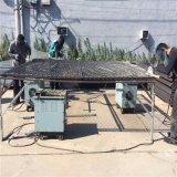 8 à 15G/M2electro ont galvanisé le panneau soudé de fil (acier Q195)
