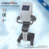 Tratamiento termal de la despedida de Compactwave en el equipo de la belleza del RF