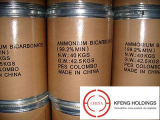 Additif alimentaire de bicarbonate d'ammonium avec la qualité