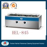 Gril de roche de lave/gril (HEL-845)