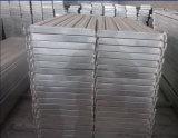 La vendita della fabbrica direttamente ha galvanizzato la plancia dell'impalcatura usata per Consruction