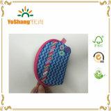 Sacco di frizione di marchio personalizzata borsa della moneta di Microfiber del raccoglitore del sacco della signora di modo