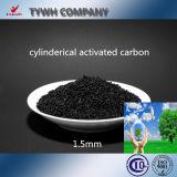 水質浄化のための石炭系粒状活性炭